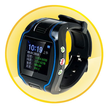 Real Time Two Way Conversation GPS Watch