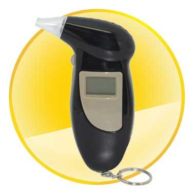 Portable Digital Display Alcohol Tester