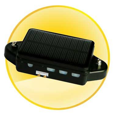 Portable GPS Tracker with Solar Power