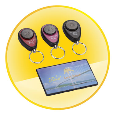 Wireless Remote Control Card Electronic Key Finder