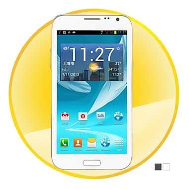 5.5 inch MTK6589 Android 4.1 Smartphone (Dual SIM,3G,GPS,WIFI,Dual Camera)