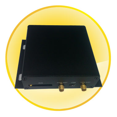 GPS/GPRS/GSM Vehicle Tracker with SOS button